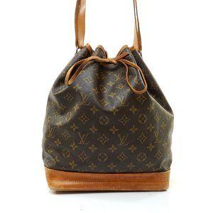 Auth Louis Vuitton Noe Shoulder Bag #7874L32